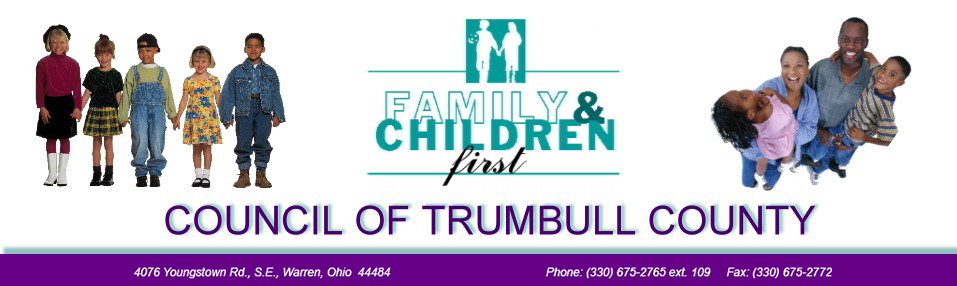 Family & Children First Council~ Trumbull County, Ohio